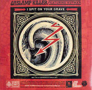 Gas Lamp Killer CD