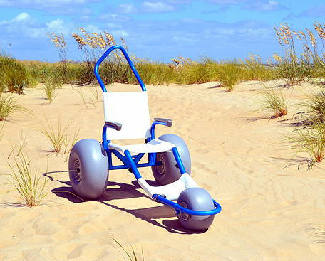 Sand Rider Custom Beach Wheelchair