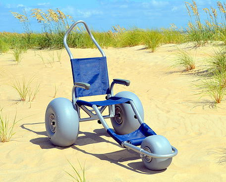 Standard Armrest (pair) for Beach Wheelchair