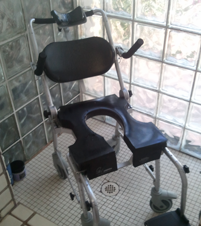 Model AG-48, Manual 360°, Seat Rotation