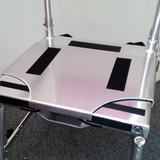 Transport Chair Conversion Kit w/solid cushion
