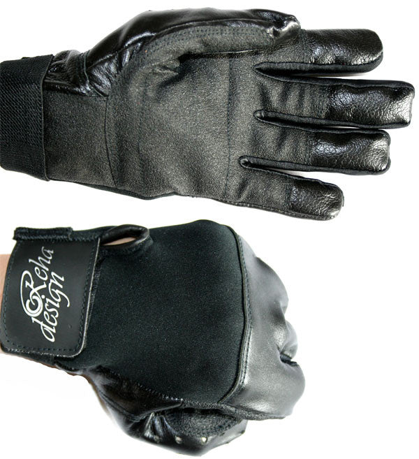 4-SEASONS ULTRA-GRRRIP Manual Wheelchair Gloves