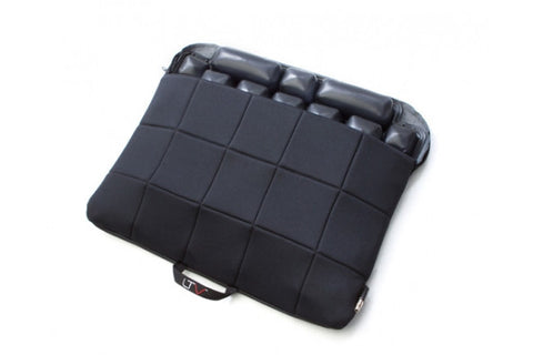 Scooter Office Car Cushion (Black Ultra Leather cover)