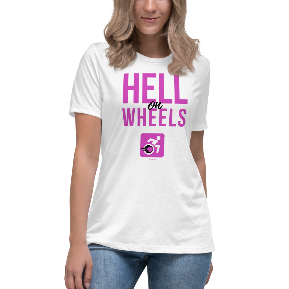 Hell On Wheels Women's T-Shirt