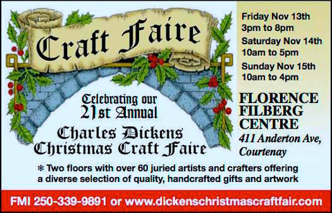 CHARLES DICKENS CHRISTMAS FAIRE NOV 11-13, 2016