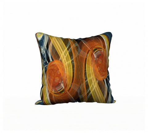"Celestial 18"" x 18"" Pillow Case"