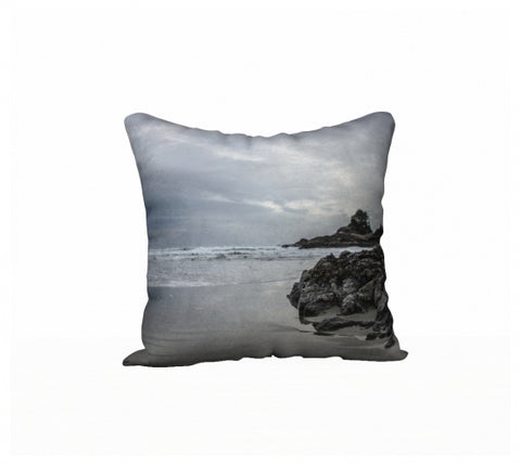 "Cox Bay Afternoon 18"" x 18"" Pillow Case"