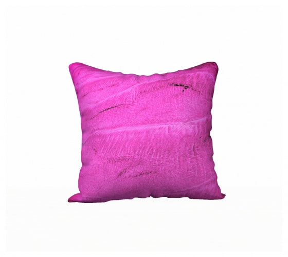 Pink Sand 18 x 18 Pillow Case
