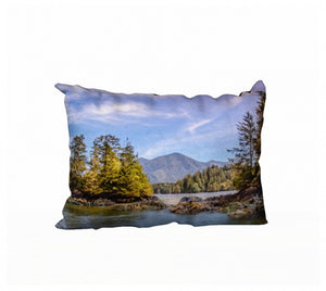 Tofino Inlet 20 x 14 Pillow Case