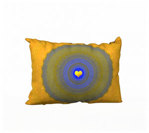 Sun Love 20 x 14 Pillow Case