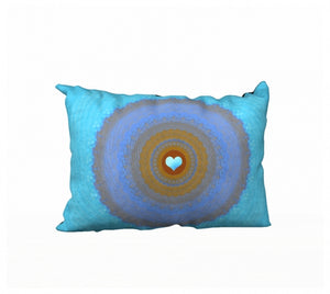 Summer Love 20 x 14 Pillow Case