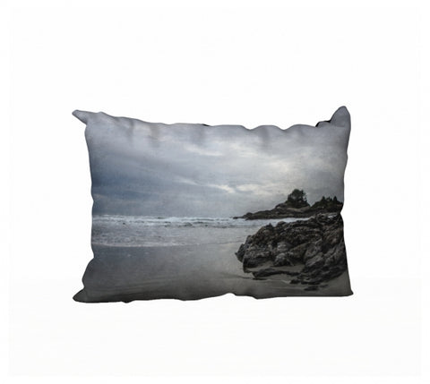 "Cox Bay Afternoon 20"" x 14"" Pillow Case"