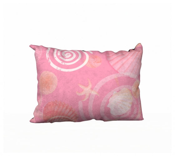 Island Goddess Rose 20 x 14 Pillow Case
