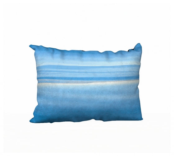 Ocean Blue 20 x 14 Pillow Case