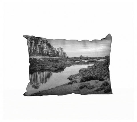 "Big Beach Ucluelet 20"" x 14"" Pillow Case"