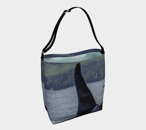 Orca So Close Day Tote