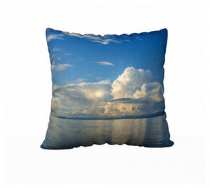 Qualicum Beach 22 x 22 Pillow Case