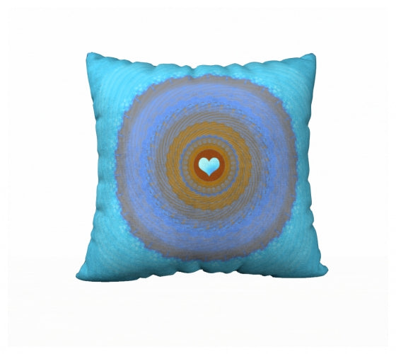 Summer Love 22 x 22 Pillow Case