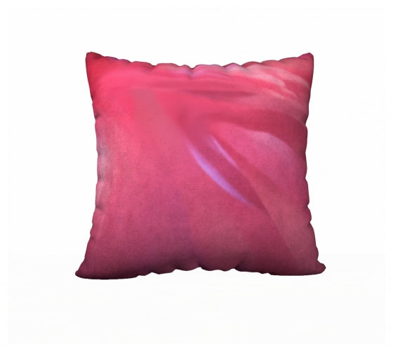 Soft Rose 22 x 22 Pillow Case