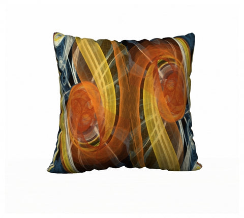 "Celestial 22"" x 22"" Pillow Case"