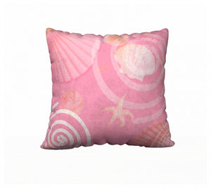 Island Goddess Rose 22 x 22 Pillow Case