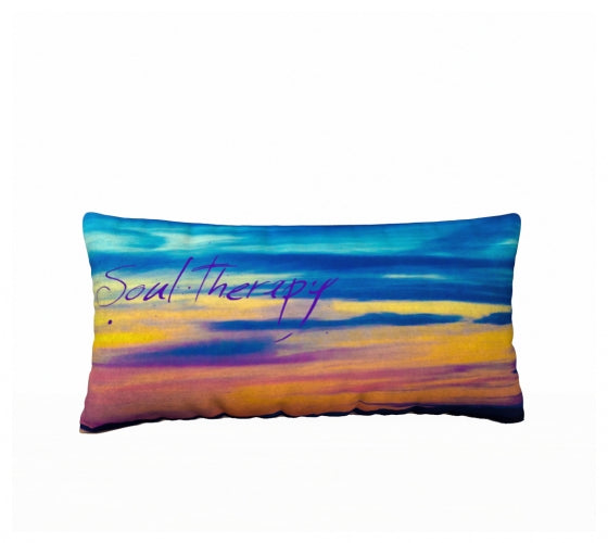 Soul Therapy 24 x 12 Pillow Case