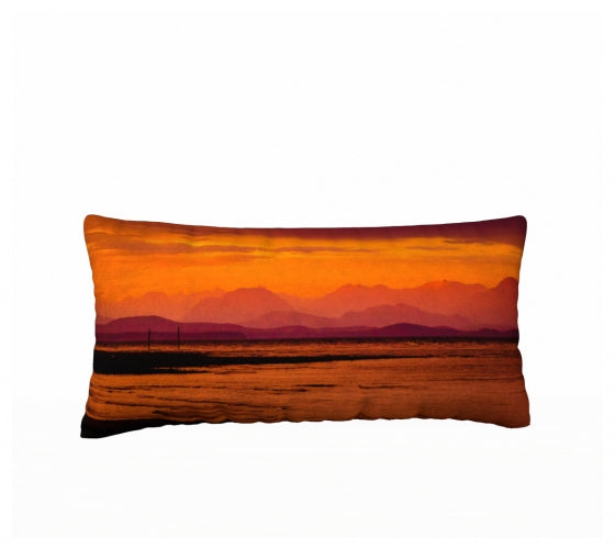Saratoga Sunset 24 x 12 Pillow Case