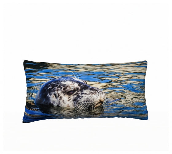 Seal Of Blue 24 x 12 Pillow Case