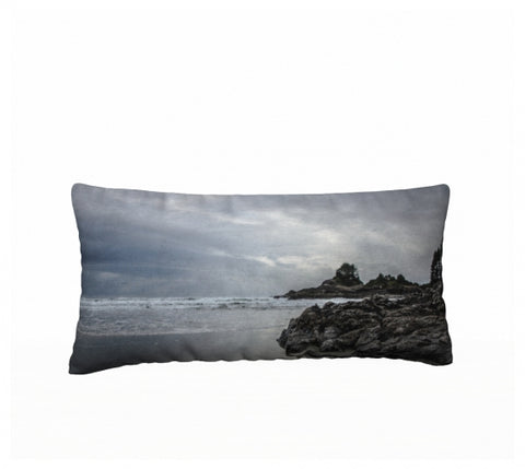 "Cox Bay Afternoon 24"" x 12"" Pillow Case"