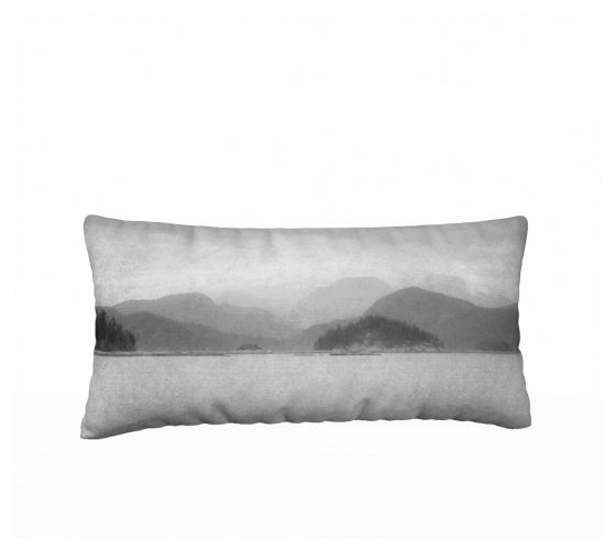 Pacific Mist 24 x 12 Pillow Case