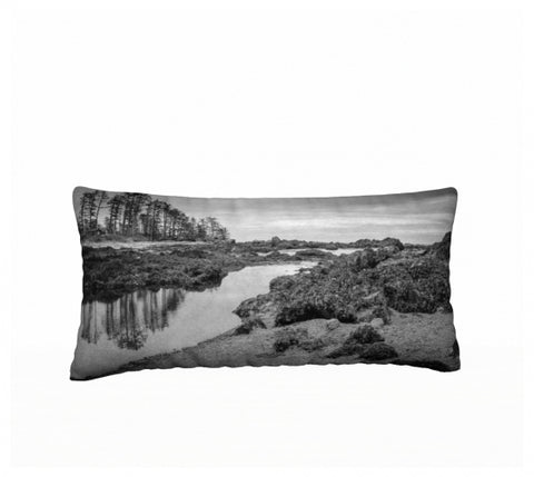 "Big Beach Ucluelet 24"" x 12"" Pillow Case"