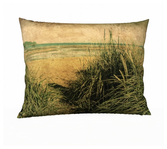 Vintage Beach 26 x 20 Pillow Case