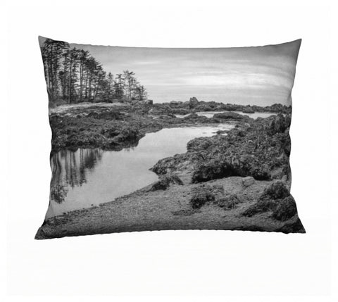 "Big Beach Ucluelet 26"" x 20"" Pillow Case"