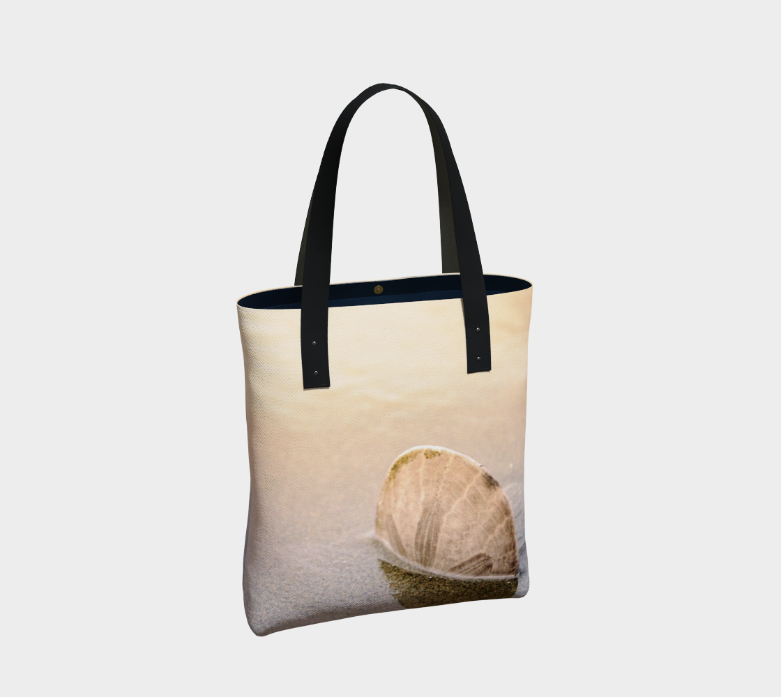 Standing in the Glow Tote Bag
