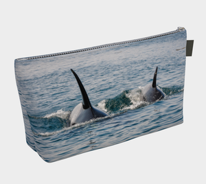 Orca By My Side Makeup Travel Bag