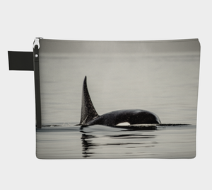 Orca Spray Adventure Tote Zipper Carry All