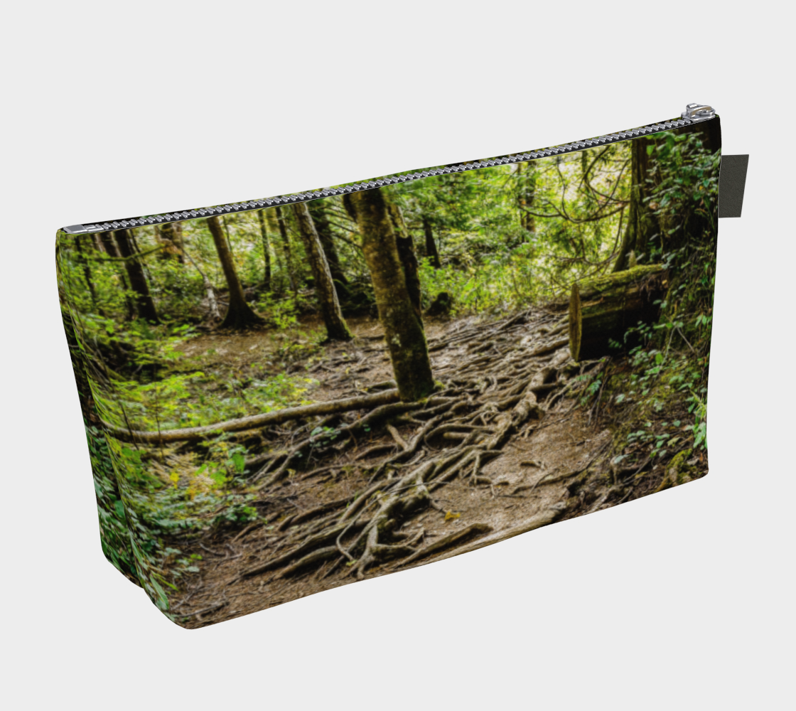 Nymph Falls Trail Makeup Travel Bag