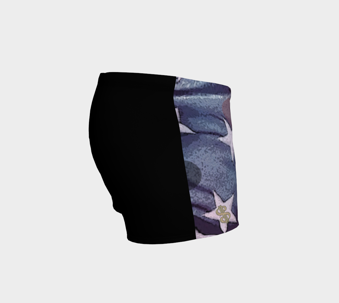 Viva Las Vegas Shorts  Great for wearing during a workout, under a dress or over a bathing suit or make it part of your bathing suit.  Van isle Goddess shorts are so comfortable that once you have one pair, you'll want many more!