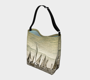 Yacht Race Day Tote