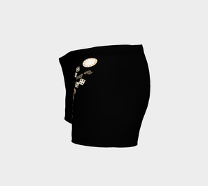 Showtime Las Vegas Shorts  Great for wearing during a workout, under a dress or over a bathing suit or make it part of your bathing suit.  Van isle Goddess shorts are so comfortable that once you have one pair, you'll want many more!