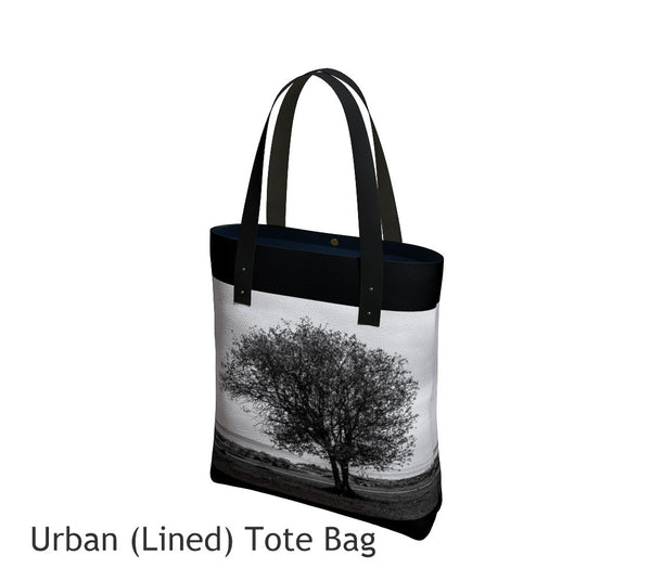 Secret Beach Victoria Tote Bag Basic and Urban Tote Bags featuring printed artwork by Roxy Hurtubise.