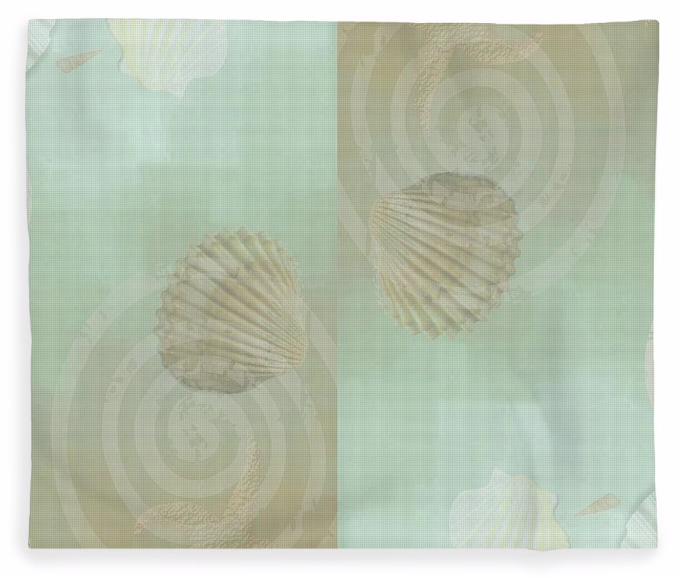 Island Goddess Fleece Blankets