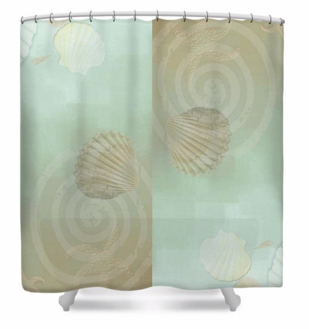 Island Goddess Shower Curtain