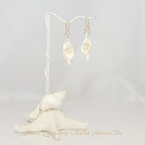 Jessica Island Goddess Seashell Earrings
