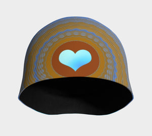 Summer Love Artwork Beanie by Roxy Hurtubise