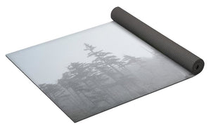 West Coast Fog Yoga Mat