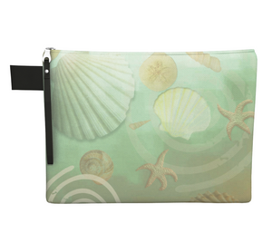Island Goddess Zipper Carry All by Vanislegoddess.com available in 4 sizes.