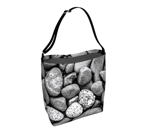 Beach Rocks Day Tote