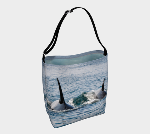 Orca By My Side Day Tote