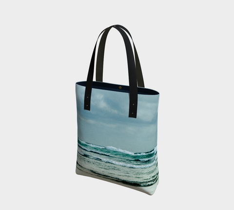 West Coast Tofino Tote Bag